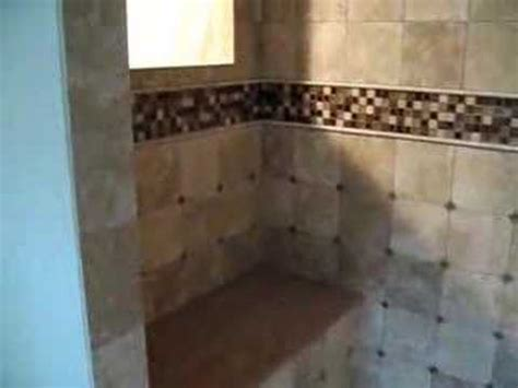 walk in shower ideas for bathrooms limestone travertine tile shower stall