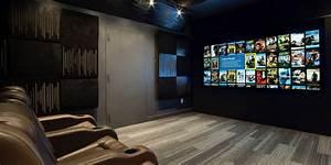 Objet Deco Cinema : comment r aliser une salle de cin ma home cin ma chez soi ~ Melissatoandfro.com Idées de Décoration