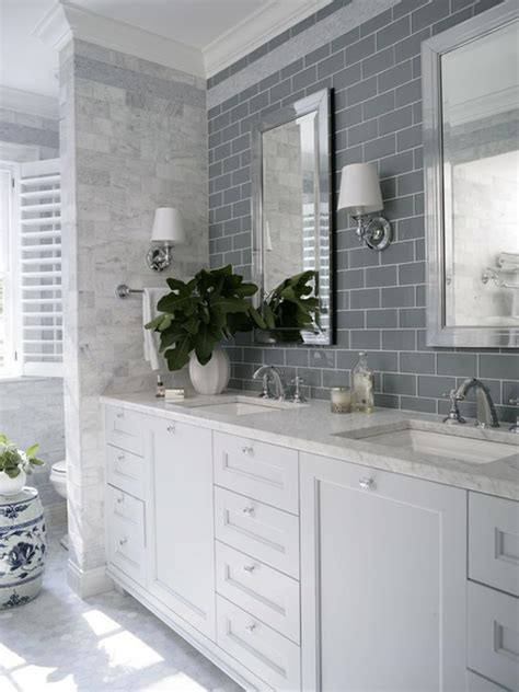 gray and white bathroom ideas 23 amazing ideas for bathroom color schemes