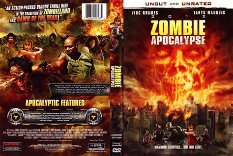 zombie apocalypse dvd covers movie previous capas mundo comentarios