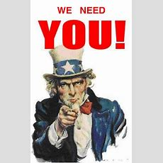 Uncle Samwe Need You  Poster  I Want You Pinterest
