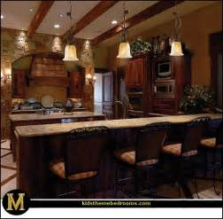 rustic kitchen decor ideas decorating theme bedrooms maries manor tuscany vineyard style decorating tuscan wall mural