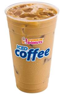 Pumpkin Iced Latte Dunkin Donuts by How To Get Free Iced Coffee At Dunkin Donuts On Monday