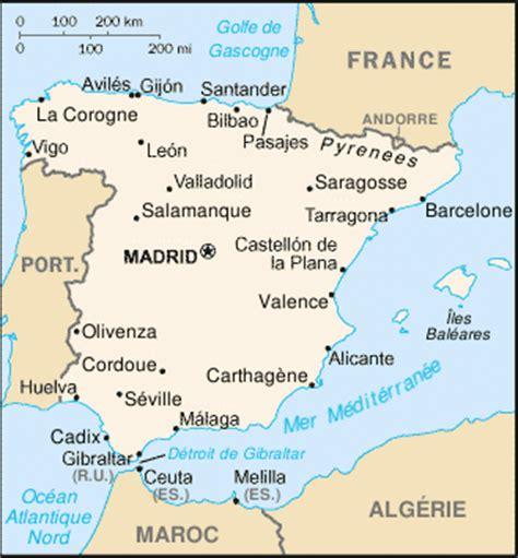 cuisine du nord de la geographie espagne espagne geographie geographie espagnole