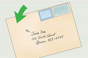 3 Ways to Send a Letter Without Your Parents Knowing - wikiHow