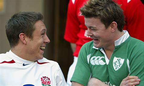 Jonny Wilkinson and Brian O'Driscoll collide in battle of ...