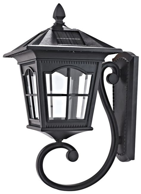 10 benefits of solar powered exterior wall lights