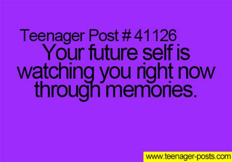 Teenager Post|this Is Kind Of A Creepy Thought...