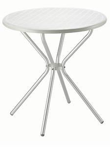 Gartentisch Weiß Rund : gartentisch viereckig oder rund verschiedene farben sc186 jimmy sediarreda ~ Markanthonyermac.com Haus und Dekorationen