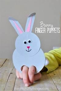 Rabbit Craft Preschool - Kids & Preschool Crafts
