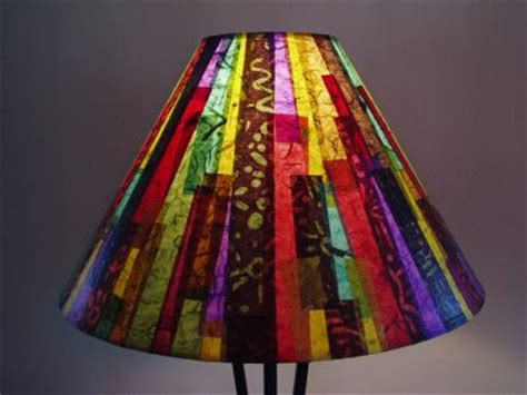 Colorful Lamp Shades  Home Decor