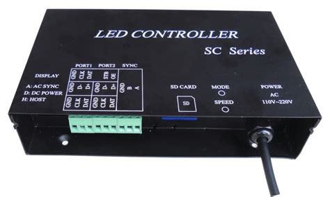 audio led controller sound activated controller with