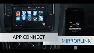 Application Compatible Mirrorlink : app connect mirrorlink tecnologia 2016 vwbrasil youtube ~ Medecine-chirurgie-esthetiques.com Avis de Voitures