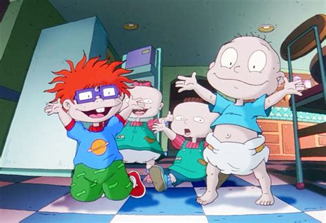 Will 'rugrats' Return To Nick?