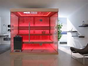 Finnische Sauna Kaufen : finnische luxus sauna alicia vollausstattung rgb led 9kw saunaofen 10mm esg glas ebay ~ Buech-reservation.com Haus und Dekorationen