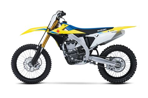 Suzuki Dirt Bike by 2018 Suzuki Rm Z450 Dirt Bike Magazine
