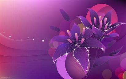 Purple Background Wallpapers Hope