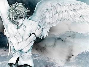 Anime angel boy wallpaper |See To World