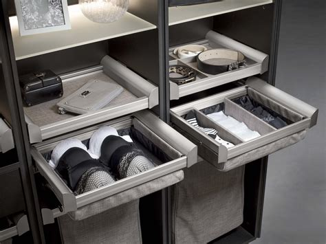 Closet Components by Hafele S Modular Custom Closet System Engages Customers