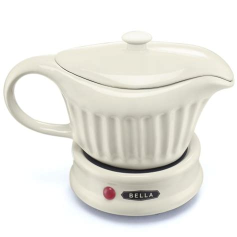 Gravy Boat With Electric Warmer by Let S Talk Turkey 10 Awesome Gadgets To Make
