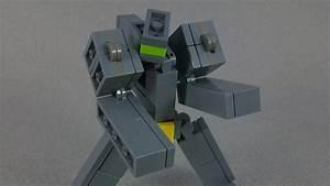 Instructions  - Lego Transformers Fairgame