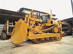 Caterpillar D10t Crawler Tractor