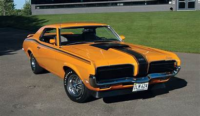 Cougar Mercury 1970 Eliminator Ford Cars Muscle