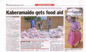 Uganda Newspaper Article About Our Partner | Partnership ...