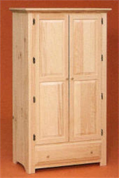 Unfinished Pine Furniture