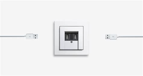gira steckdose mit usb gira usb socket outlet