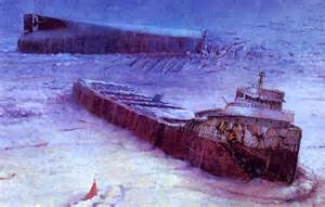 Sinking Of The Edmund Fitzgerald by November 10 The Edmund Fitzgerald Sinks Today In History