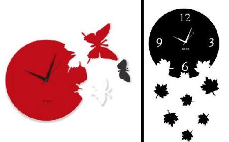 trendy wall clocks   easily substitute  wall