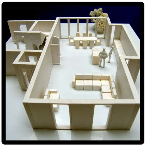 architectural model kit  scale models