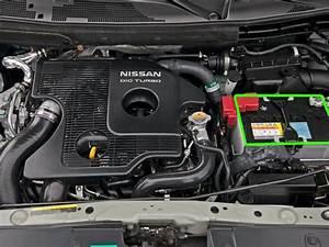 Nissan Juke Car Battery Location