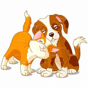 Dog And Cat Cartoon Clipart (35+)