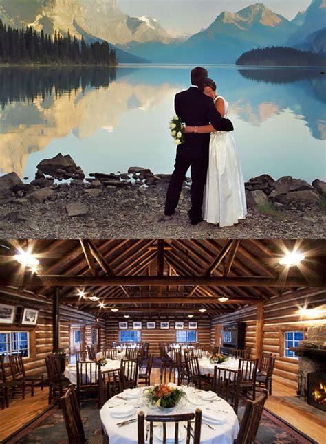 wedding venues  canada breathtaking locations