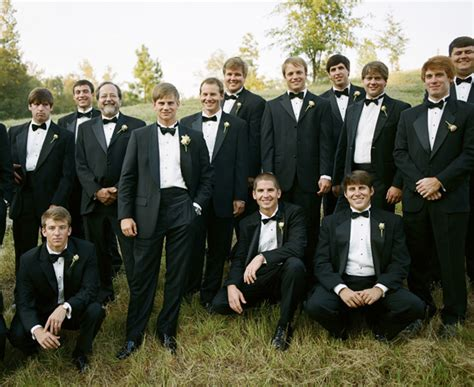 Southern-weddings-classic-black-tuxedos