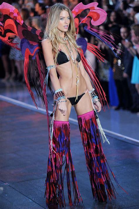 MARTHA HUNT at Victoria's Secret 2015 Fashion Show in New ...