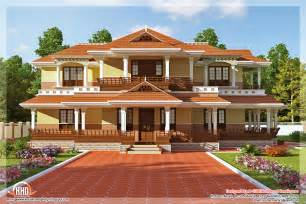 executive house plans keral model 5 bedroom luxury home design kerala home