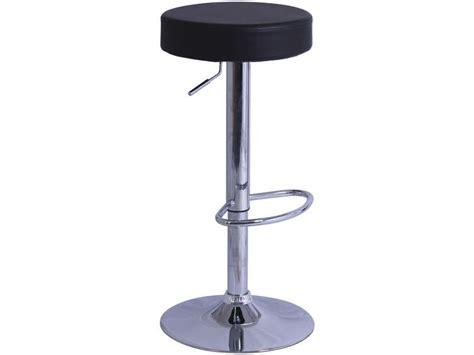 conforama chaise de bar tabouret de bar de cuisine rump coloris noir vente de chaise de cuisine conforama