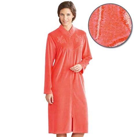 robe de chambre courte femme robe de chambre coralia acheter tenues d 39 intérieur