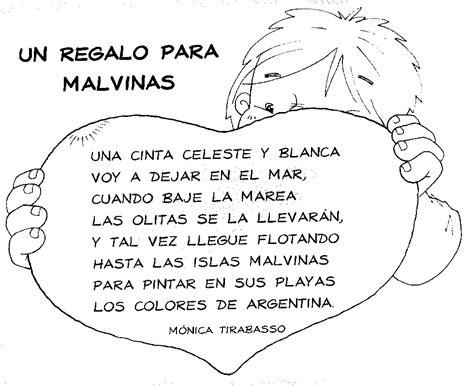 Dibujo De Las Islas Malvinas Para Colorear