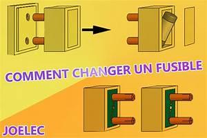 Changer Tableau Electrique : comment changer un fusible d 39 un tableau lectrique voici ~ Melissatoandfro.com Idées de Décoration
