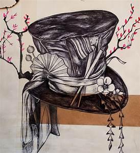 Japanese Mad Hat by grapeninja on DeviantArt