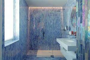 Salle De Bain Contemporaine : salle de bain contemporaine hotel boulevard bourdon ~ Dailycaller-alerts.com Idées de Décoration