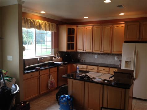 Easy Kitchen Remodel Part One Before  Actually Ashley