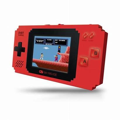 Gaming Arcade System Pixel Games Player Retro