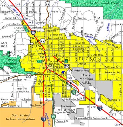 Arizona Aaroads Tucson