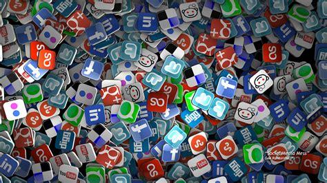 Digital Social Media Wallpaper by Social Media Background Checks Social Media Screening