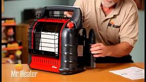 Mr  Heater F274800 Mh18b Big Buddy Portable Propane Heater